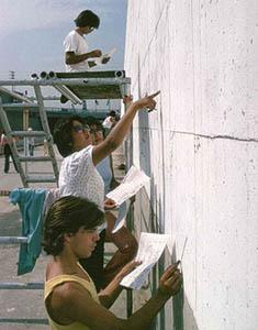 描き手は14~21歳の若者